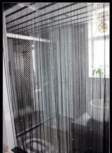 Black Door Beads Curtains Amp Blinds Ebay
