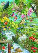 1000 Piece Jigsaw Puzzles Birds