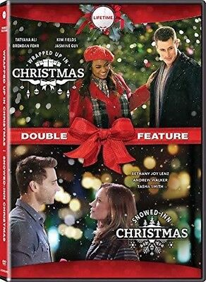 Wrapped Up In Christmas/Snowed Inn Christmas [New DVD]