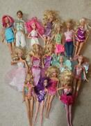 Large Lot Barbie Clothes
