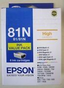 Epson Ink Cartridges 81
