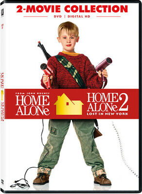 Home Alone / Home Alone 2: Lost in New York [New DVD] 2 Pack, Digitally Master