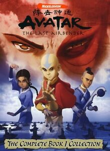 Avatar: The Last Airbender - The Complete Book 1 Collection [6 Discs] [DVD New]
