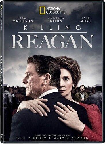 Killing Reagan [new Dvd] Ac-3/dolby Digital, Dolby, Subtitled, Widescr