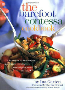 The Barefoot Contessa Cookbook, Hardcover, Ina Garten
