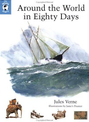 Around the World in Eighty Days (Whole Story) by Jules Verne