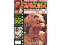Fangoria Magazine - Issue No. 70