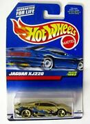 Hot Wheels Jaguar XJ220