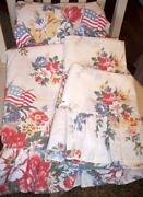 Ralph Lauren Floral Queen Sheets