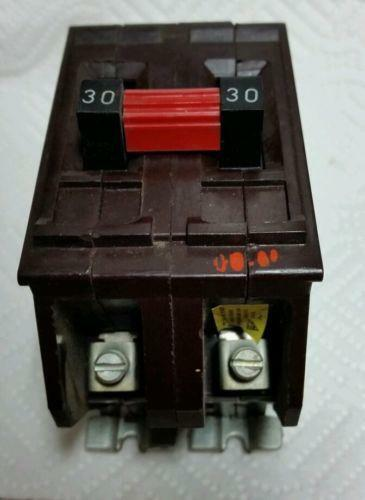 wadsworth 30 amp breaker ebay