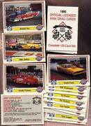 Drag Racing Cards