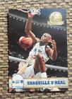 Shaquille O'neal Rookie Card Gold