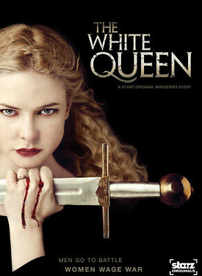 The White Queen [New DVD] 3 Pack - Movie White Queen