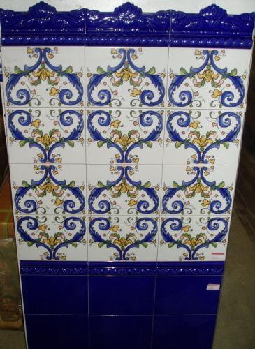 Decorative Tiles Ebay