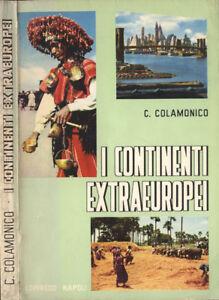 I-continenti-extraeuropei