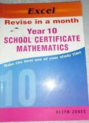 Excel Revise in A Month