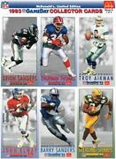 McDonalds 1993 Gameday Collector Cards