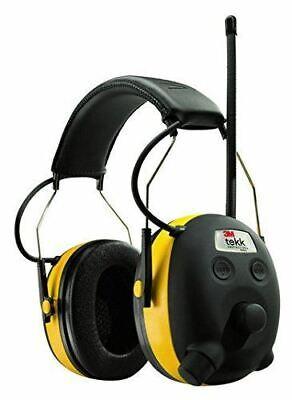 3m Tekk Protection Worktunes Amfm Ear Muffs Nrr 24