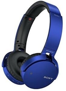 Sony MDRXB650BT/L Extra Bass Bluetooth Headphones, (bnib)
