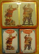 Coca Cola Christmas Playing Cards