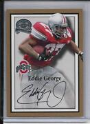 Eddie George Autograph