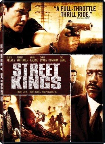 Street Kings (2009, REGION 1 DVD New) WS