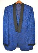 Vintage Blue Tuxedo