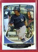 Gary Sanchez Bowman Chrome