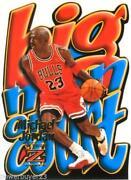 Michael Jordan Jersey Card