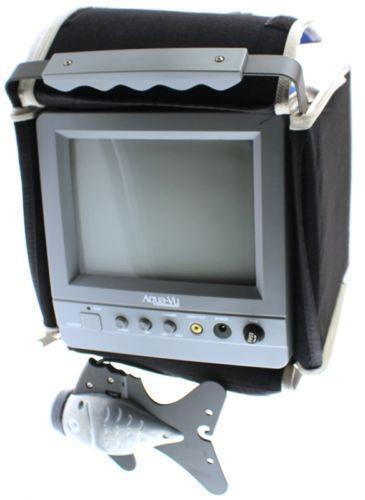 Aqua vu underwater camera ebay for Underwater ice fishing camera