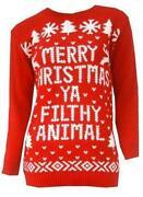 Novelty Christmas Jumper