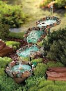 4 Tier Fountain