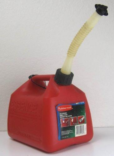 Rubbermaid Gas Can Ebay