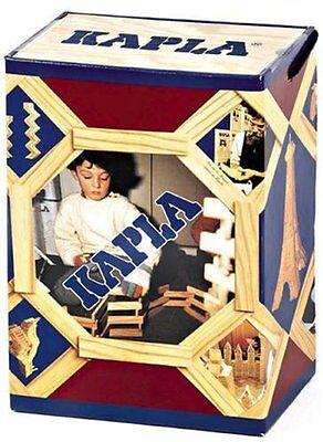 Original Kapla Steine 200 Stück in stabiler Box NEU & OVP