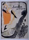 Henri de Toulouse-Lautrec Offset Lithograph Paper Art Prints