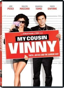 My Cousin Vinny [New DVD] Dolby, Dubbed, Subtitled, Widescreen