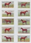 Horse Tobacco Card