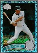 2011 Topps Blue Hope Diamond