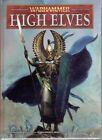 High Elves Warhammer Fantasy