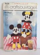 Mickey Mouse Sewing Patterns