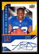 Andre Brown RC Auto