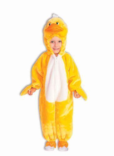 sc 1 st  eBay & Toddler Duck Costume   eBay