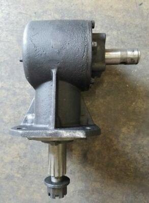 40hp Shear Bolt Rotary Cutter Gearbox 12 Spline Output Shaft New Free Shipping