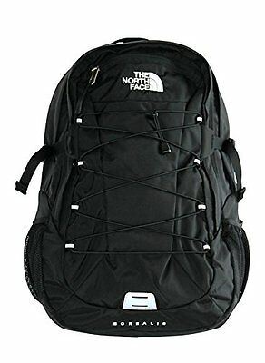 The North Face Women Classic Borealis Backpack TNF Black New