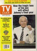 TV Guide Johnny Carson