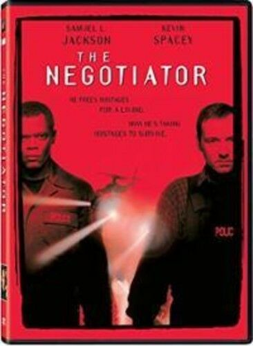 The Negotiator [new Dvd]