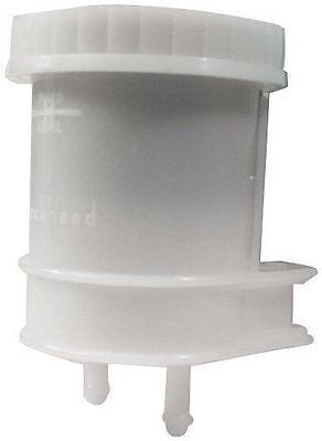 Allstar Performance ALL42046 Brake Master Cylinder Remote Reservoir Dual Outlet