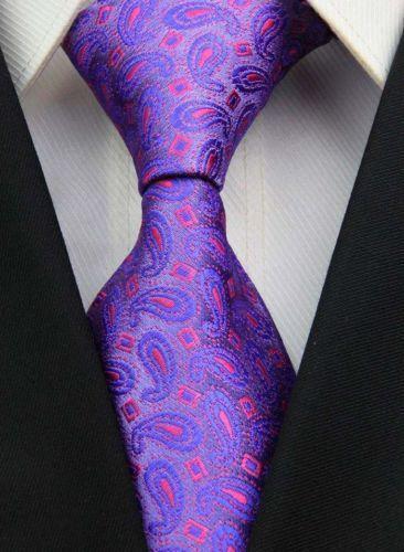 04fde32aae29 Purple Paisley Necktie Related Keywords & Suggestions - Purple ...