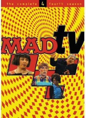 Madtv: The Complete Fourth Season [New DVD] Full Frame