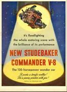 Studebaker Engine